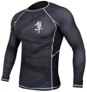 Hayabusa Rash Guard