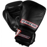 Revgear Leather Heavy Bag Gloves